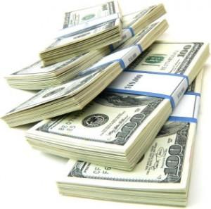 money from investors